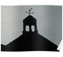 St Brynach's Church. Poster