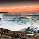 Emerald Swell by Michael Howard