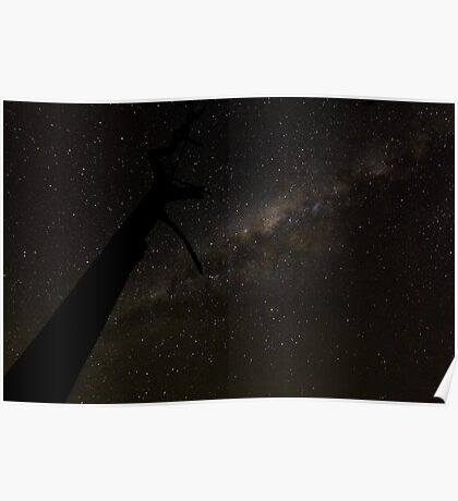 A Spiral Arm Amidst the Cosmic Ocean Poster