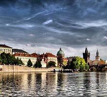 Prague by Eugenio