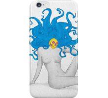 Skull model #3 iPhone Case/Skin