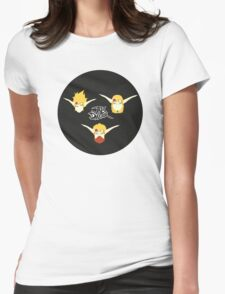 Jak & Daxter Trilogy Womens Fitted T-Shirt