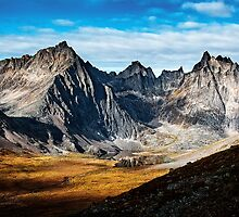Tombstone Mountains by Yukondick