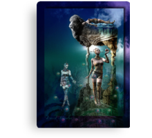 Do Androids Dream of Electric Sheep Canvas Print