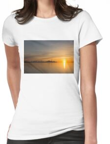TO Sunrise - Bright, Bold and Beautiful  Womens Fitted T-Shirt