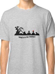 Arachnophobia Classic T-Shirt