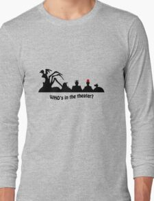 Arachnophobia Long Sleeve T-Shirt