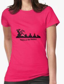 Arachnophobia Womens Fitted T-Shirt