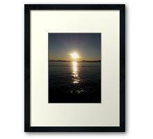 Washington State Park Framed Print