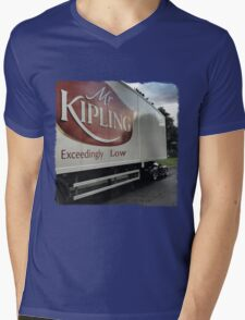 ZED - Exceedingly Low Mens V-Neck T-Shirt