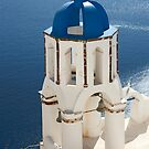 Cupola Of Oia by phil decocco