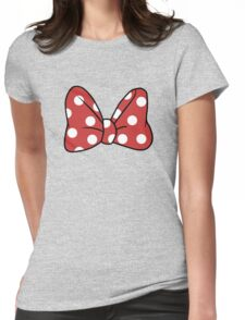 It's Minnie! Womens Fitted T-Shirt