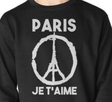 Paris Je t'aime - I LOVE YOU Pullover