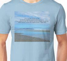 If We Confess 1 John 1:8,9 Unisex T-Shirt