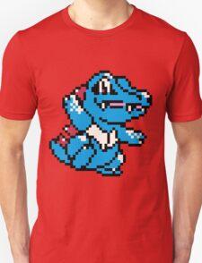 Pokemon - Totodile Sprite Unisex T-Shirt