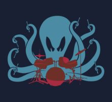Octo Drummer Kids Clothes