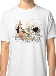 Australia's climate policy coat of arms Classic T-Shirt
