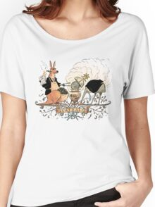 Australia's climate policy coat of arms Women's Relaxed Fit T-Shirt