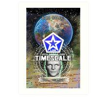 Timescale Art Print
