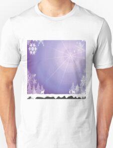 Winter Day Unisex T-Shirt
