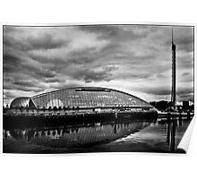 Glasgow Science Centre Planetarium Poster