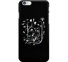 Black Tree of Life iPhone Case iPhone Case/Skin