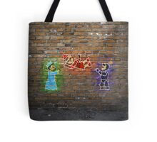 Give Us Your Lunch Rupees Tote Bag