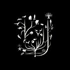 Black Tree of Life iPhone case - No Labels by Matt Aunger