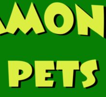 Vamonos Pets Sticker