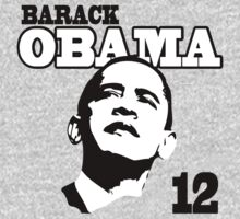 Women's Obama 2012 Shirt by ObamaShirt