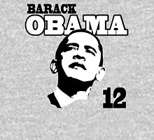 Women's Obama 2012 Shirt Womens Fitted T-Shirt