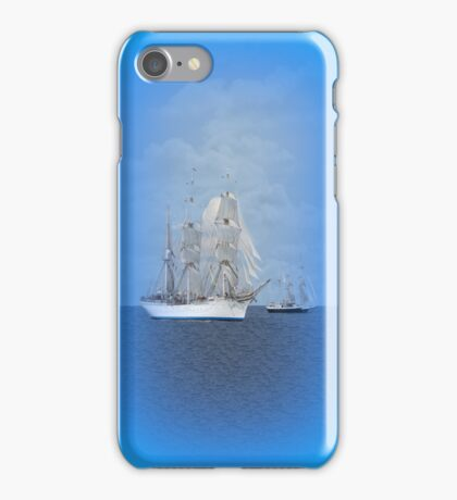 Tall Ships iPhone Case iPhone Case/Skin