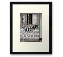 Other Peoples Business #11 Framed Print