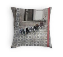 Other Peoples Business #11 Throw Pillow
