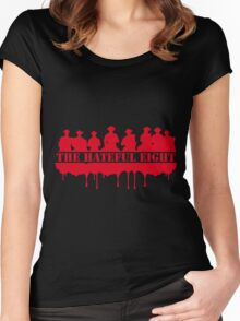 The Hateful Eight Women's Fitted Scoop T-Shirt