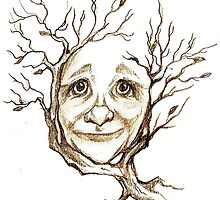 The Tree of Hope by Renata Lombard