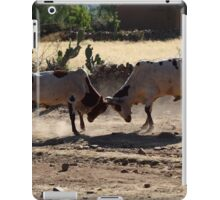 Fighting Bulls iPad Case/Skin