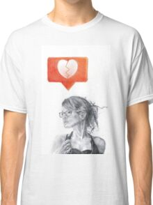 Another Song about Heartbreak Classic T-Shirt