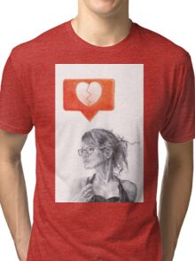 Another Song about Heartbreak Tri-blend T-Shirt