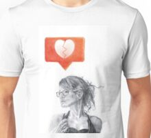Another Song about Heartbreak Unisex T-Shirt