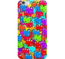 Frogs iPhone Case/Skin