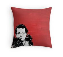 Bill Murray 2 Throw Pillow