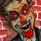 zombie colbert by byronrempel