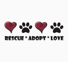 Rescue * Adopt * Love Kids Clothes
