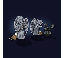 Sweeping Angels Photographic Print