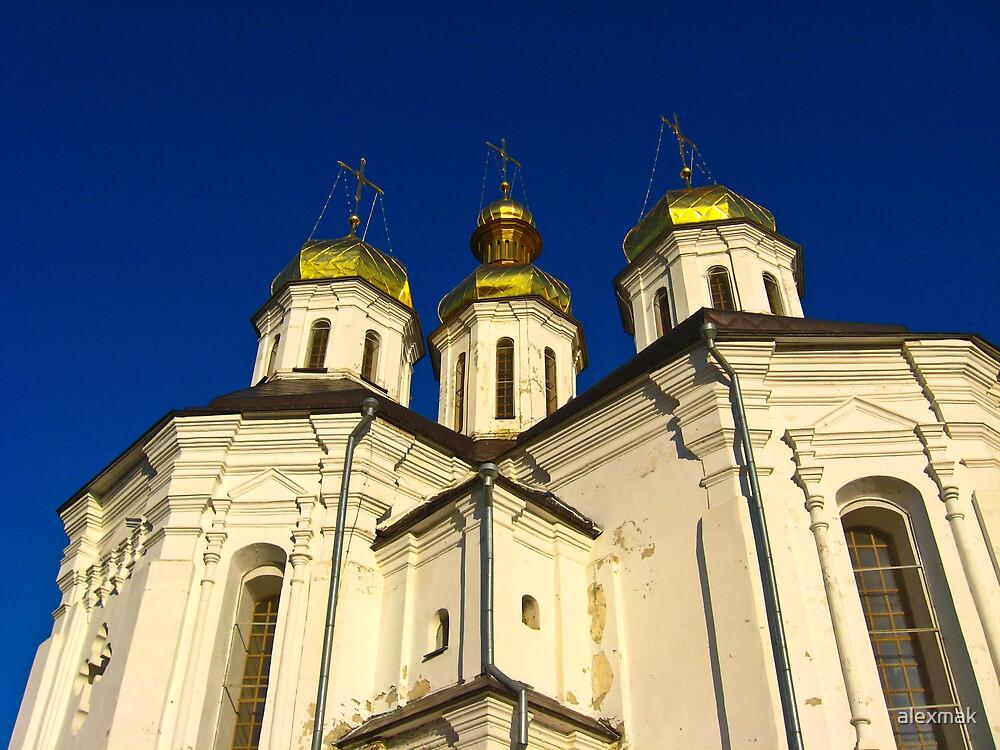 Christian church of the eighteenth century by alexmak