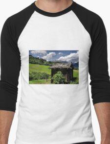 Old Barn Men's Baseball ¾ T-Shirt