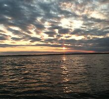 Chatham Sunset by capecodsurfer27
