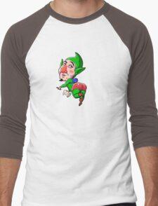 Tingle Men's Baseball ¾ T-Shirt