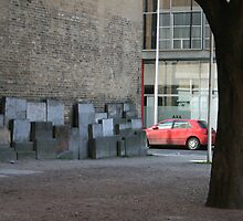 Headstone Ave by Jade McCook
